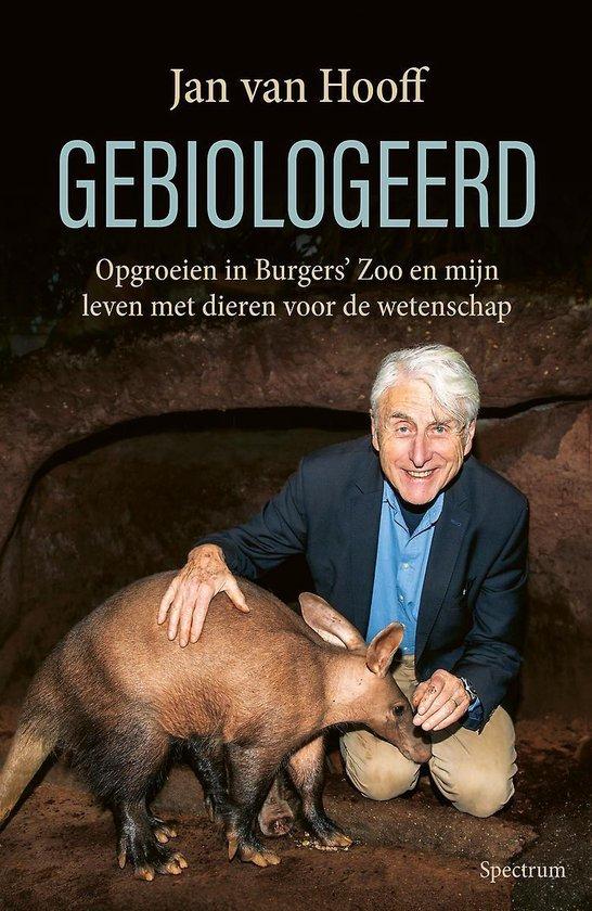 Gebiologeerd - Jan van Hooff |