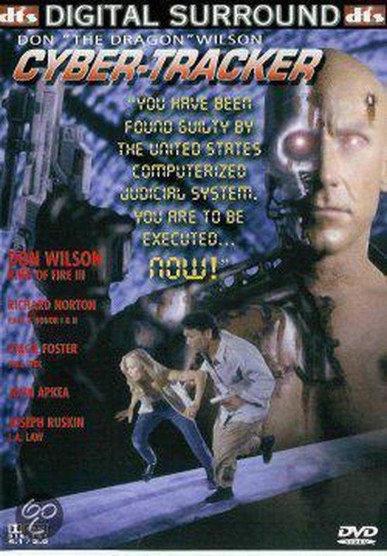 Cover van de film 'Cybertracker'