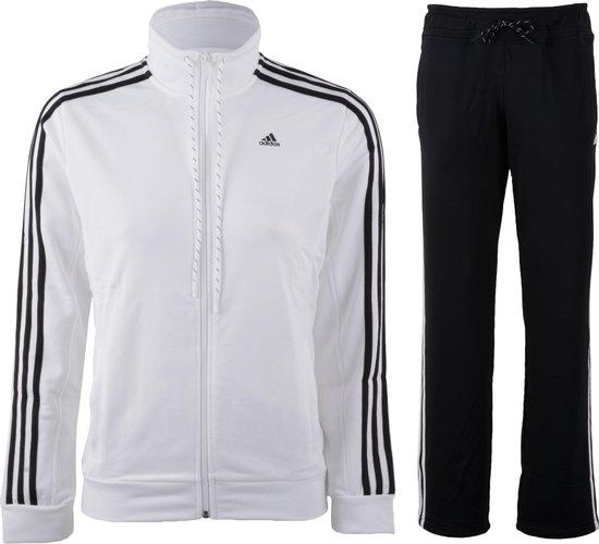 bol.com | adidas Essentials 3Stripe - Trainingspak - Dames ...