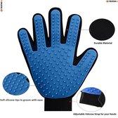 Vacht Verzorgingsborstel/Handschoen Voor Huisdieren