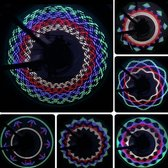 LED wielverlichting - Geschikt voor iedere fiets - model 2