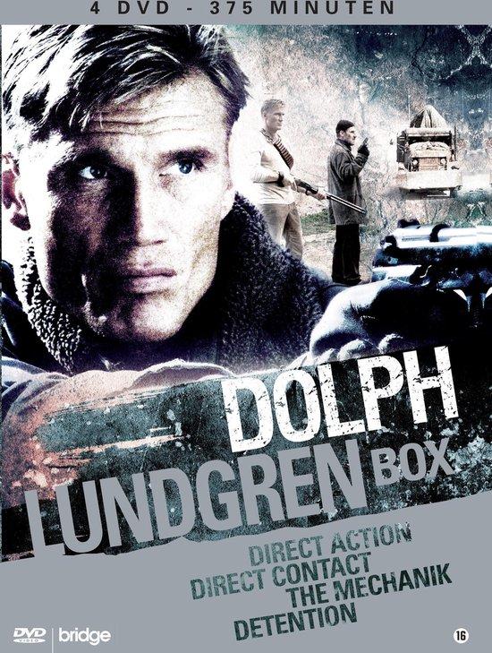Cover van de film 'Actors Box-Dolph Lundgren'