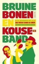 Boekomslag van 'Bruine bonen en kouseband. Een biografie van Max Woiski senior en junior'