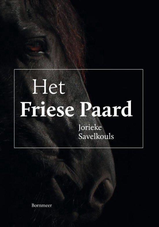 Het Friese paard - Jorieke Savelkouls   Fthsonline.com