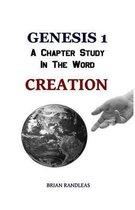 Boek cover Genesis 1 van Brian K Randleas