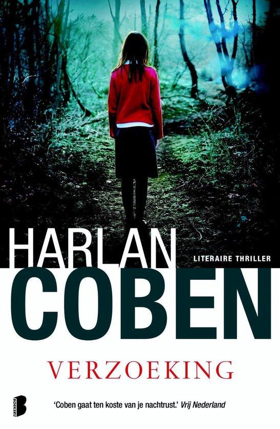 Boek cover Verzoeking van Harlan Coben (Onbekend)