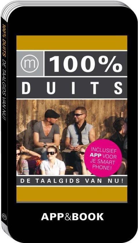 Cover van het boek '100% Duits' van  Nvt