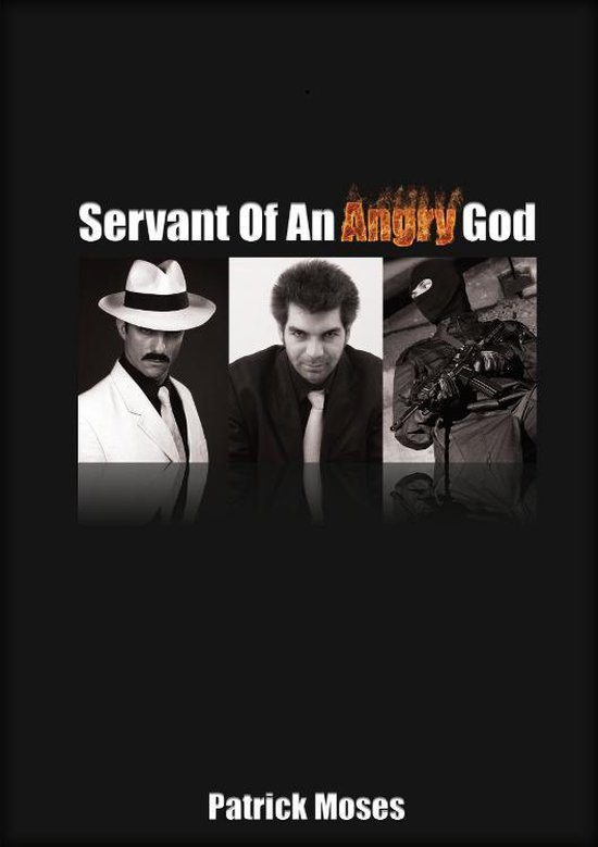 Omslag van Servant of an Angry God