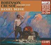 Robinson Crusoe, Tome 1 & 2 (Integrale Mp3)
