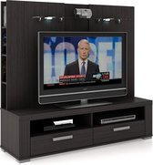 Complete tv-wand AMSTERDAM 150 cm