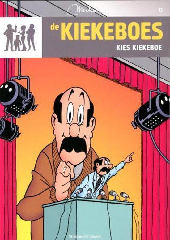 Kiekeboes de 013. kies kiekeboe - Merho pdf epub