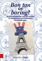 Bon ton of boring?