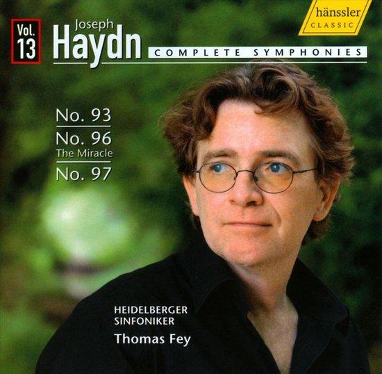 Haydn: Symphonies Nos.93,96,97