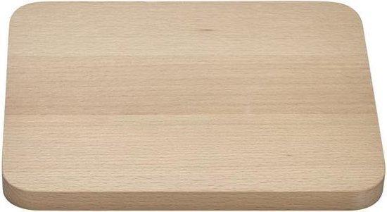 Butler Snijplank - beukenhout - 22 x 16,5 x 1,6 cm