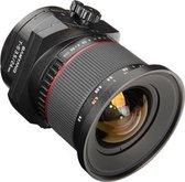 Samyang 24mm f/3.5 ED AS UMS - Prime lens - geschikt voor Sony Systeemcamera - Zwart