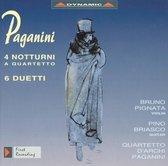 Paganini: 4 Notturni a Quartetto; 6 Duetti