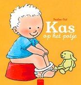 Boek cover Kas op het potje van Pauline Oud (Hardcover)