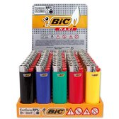 BIC lighter aansteker maxi J26 Display(50stuks)