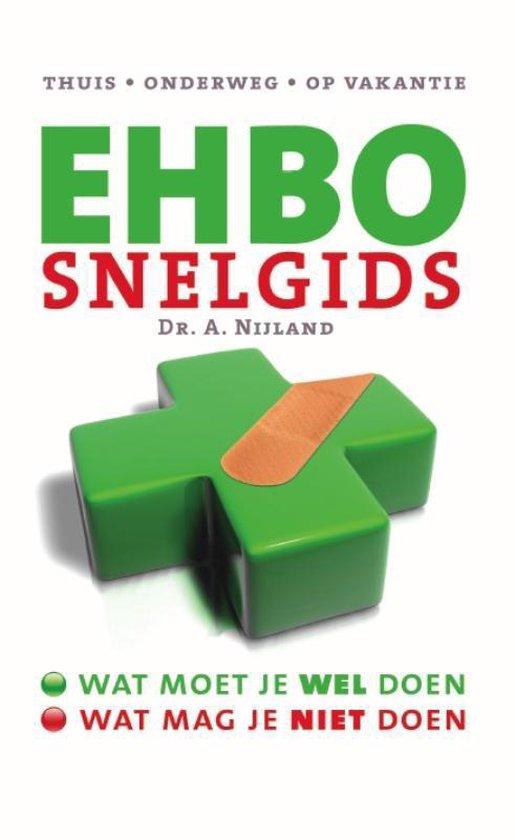 EHBO Snelgids - Elly van der Meijden |