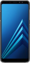 Samsung clear cover - transparant - voor Samsung Galaxy A8 2018 (A530)