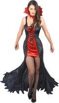 LUCIDA - Vampierenkostuum voor vrouwen - M/L - Volwassenen kostuums