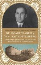 Boek cover De sigarenfabriek van Isay Rottenberg van Hella Rottenberg