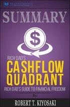 Afbeelding van Summary of Rich Dads Cashflow Quadrant: Guide to Financial Freedom by Robert T. Kiyosaki