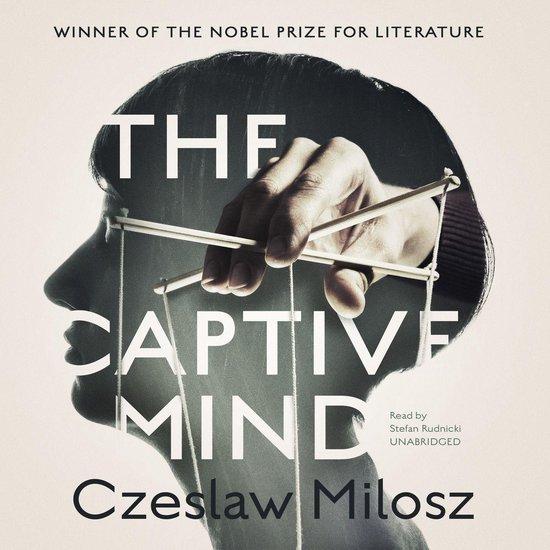 Boek cover The Captive Mind van Czeslaw Milosz (Onbekend)