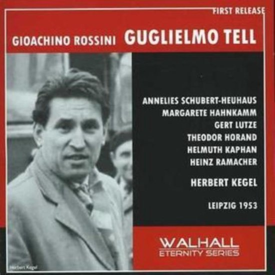 Guglielmo Tell (Sung In German) (1953)