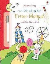Mein Wisch-und-weg-Buch: Erster Malspaß