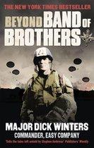 Boek cover Beyond Band of Brothers van Dick Winters (Onbekend)