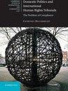 Omslag Domestic Politics and International Human Rights Tribunals