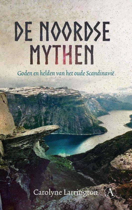 De noordse mythen - Carolyne Larrington  