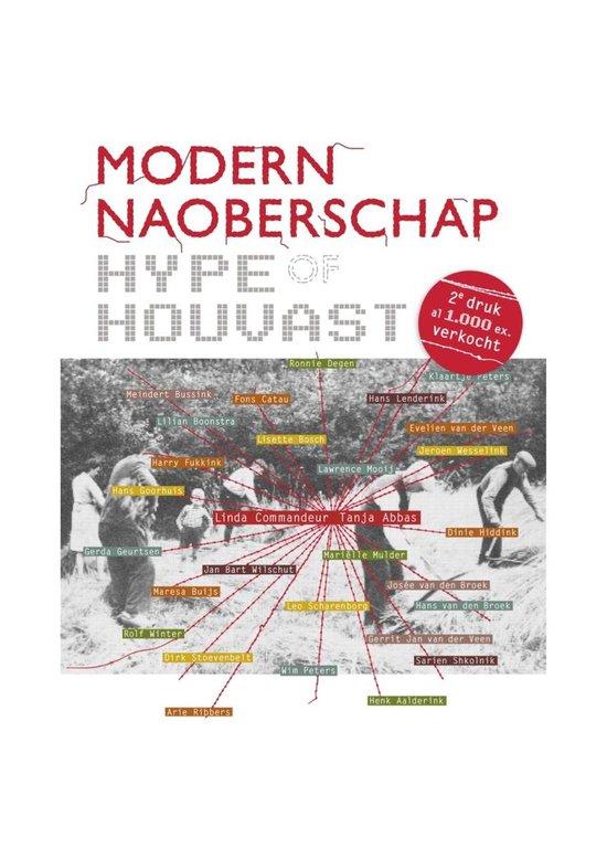 Modern naoberschap; hype of houvast - Linda Commandeur |