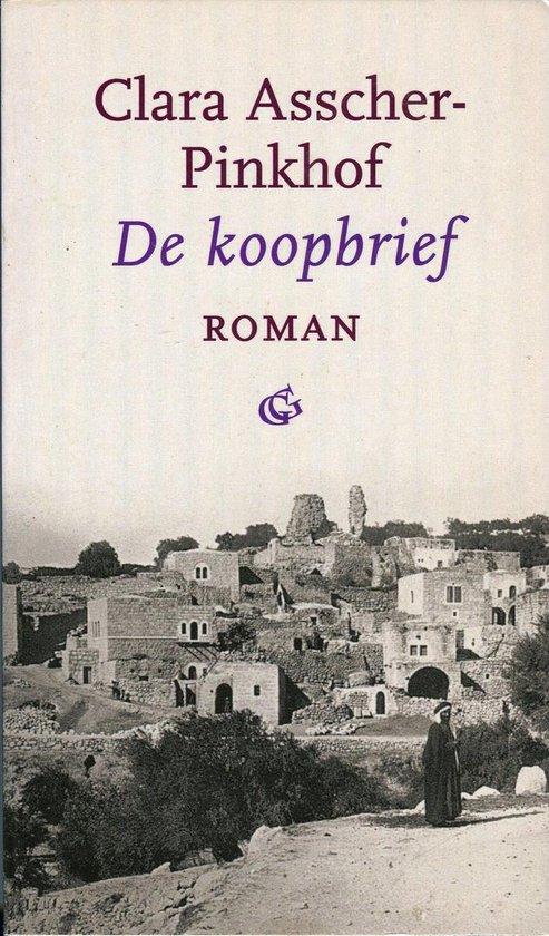 De Koopbrief - Clara Asscher-Pinkhof |