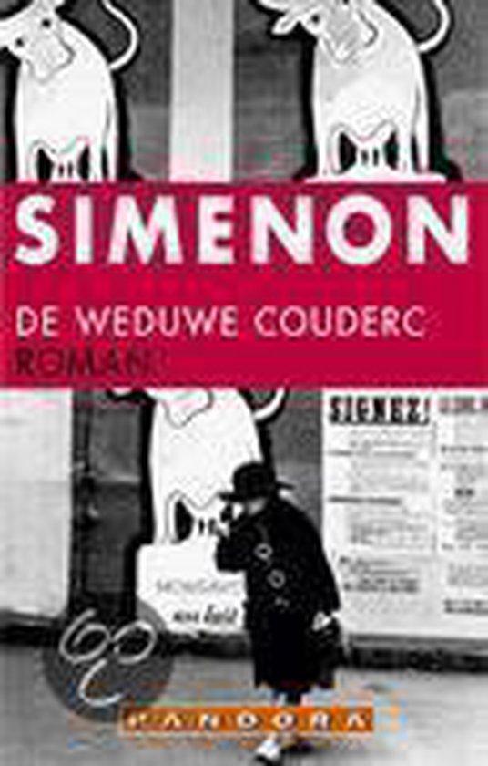 De weduwe couderc - Georges Simenon |