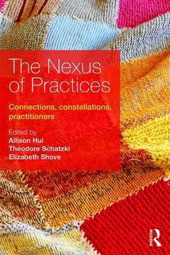 Boek cover The Nexus of Practices van  (Paperback)