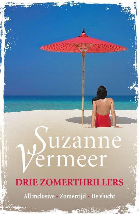 Zomerbundel: drie thrillers - Suzanne Vermeer |