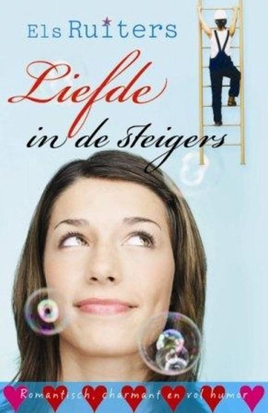 Cover van het boek 'Liefde in de steigers'