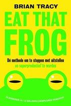 Boek cover Eat that frog van Brian Tracy