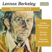 Berkeley: Symphonies Nos 1 & 2