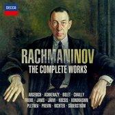 Rachmaninov: The Complete Works (Lt