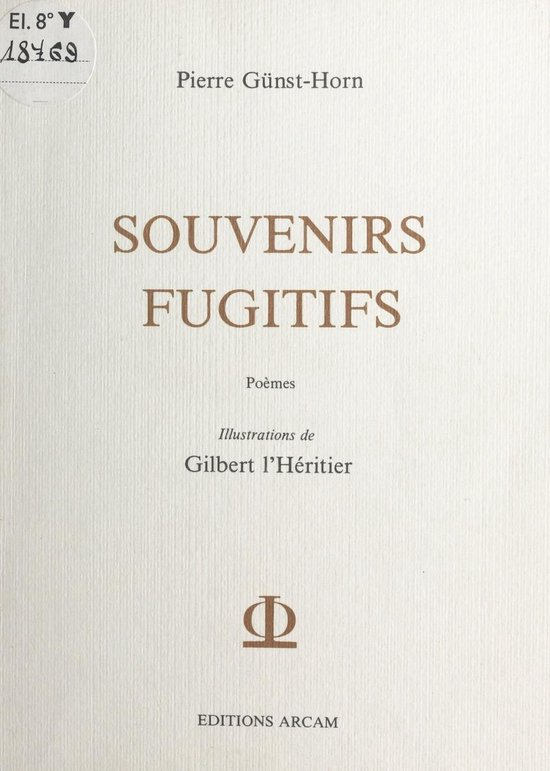 Souvenirs fugitifs