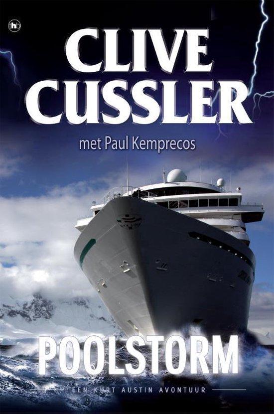 Poolstorm - Clive Cussler   Fthsonline.com