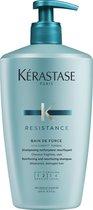 Kérastase Resistance Bain De Force Architecte Shampoo - 500ml