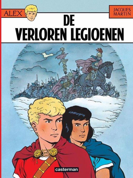 Alex 006 De verloren legioenen - Jacques Martin pdf epub