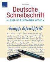 Deutsche Schreibschrift. Übungsbuch