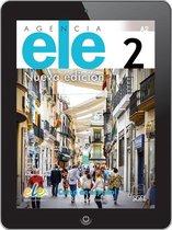 AGENCIA ELE - Nueva edición 2 libro de clase + de ejercicios licentie