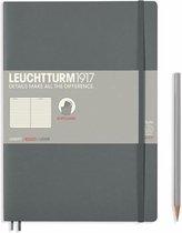 Leuchtturm1917 Notitieboek Compostion B5 - Softcover - Gelinieerd - Antraciet