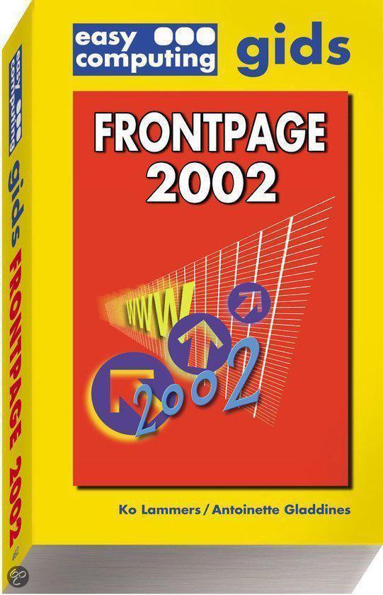 Frontpage 2002 - Ko Lammers | Fthsonline.com